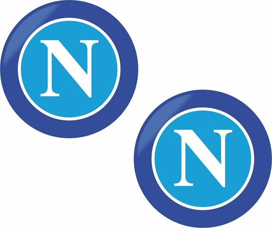 Picture of SSC Napoli Decals / Stickers