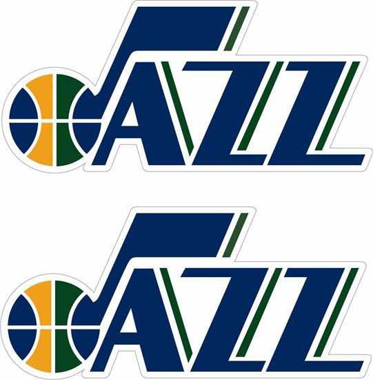 Picture of Utah Jazz Decals / Sticker