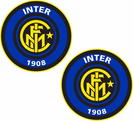Picture of Inter Milan FC Stickers / Decals