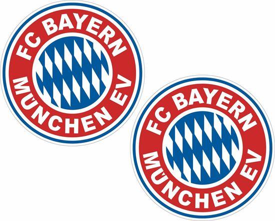 Picture of Bayern Munich FC Decals / Stickers