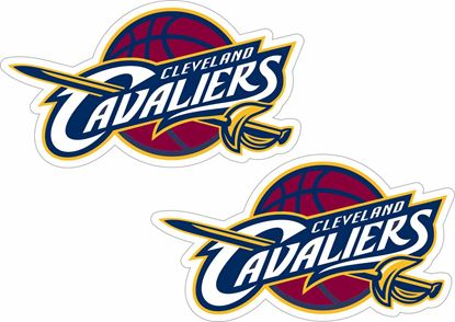 Picture of Cleveland Cavaliers Decals / Stickers