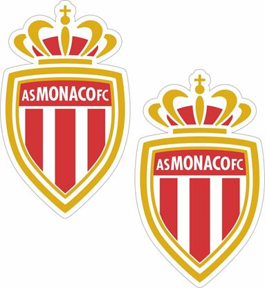 Picture of AS Monaco FC Decals / Stickers