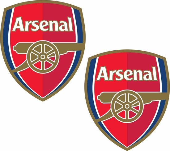 Picture of Arsenal FC Decals / Stickers