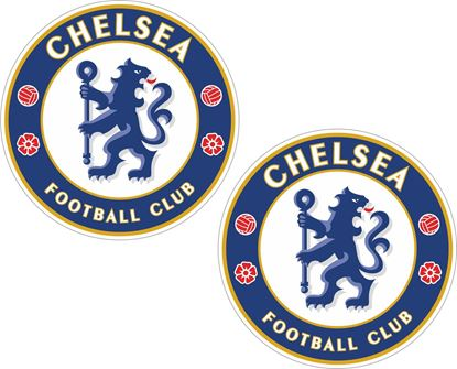 Picture of Chelsea FC Decals / Sticker