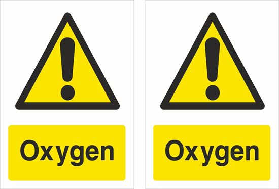 Picture of Oxygen Decals / Stickers