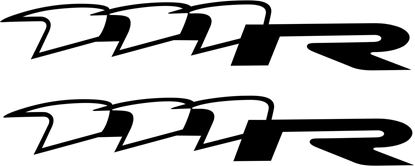 Picture of Lotus Elise S2 111R front side replacement Decals / Stickers