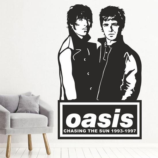 Picture of Oasis Wall Art sticker