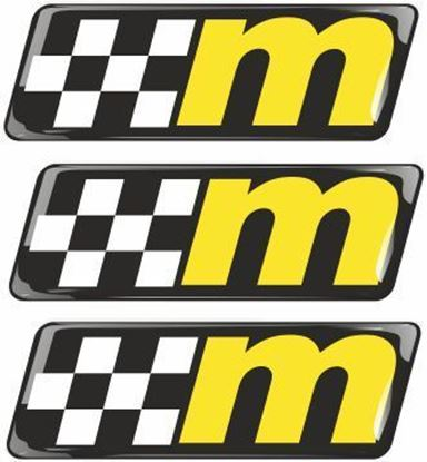 Picture of Montune Gel Badges