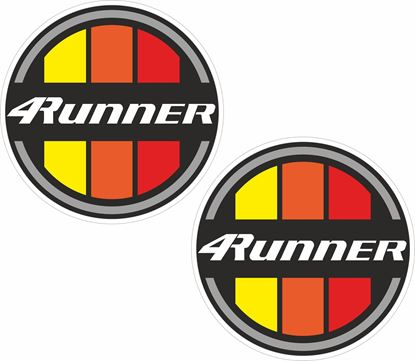 Picture of 4 Runner Decals / Stickers