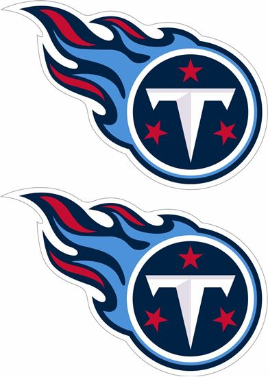 Picture of Tennessee Titans Decals / Stickers