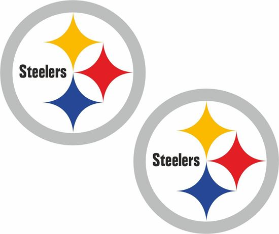 Picture of Steelers Decals / Stickers