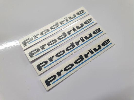 Picture of Brake Caliper Decal / Sticker set