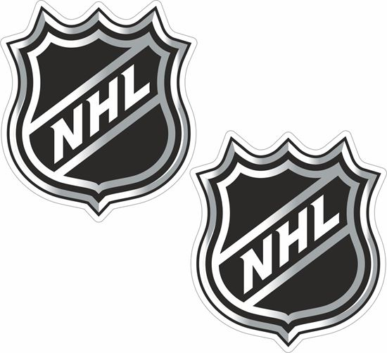 Picture of NHL Decals / Stickers