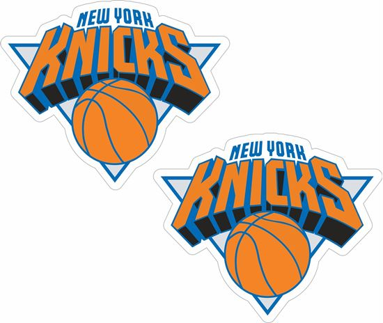 Picture of New York Nicks Decals / Stickers
