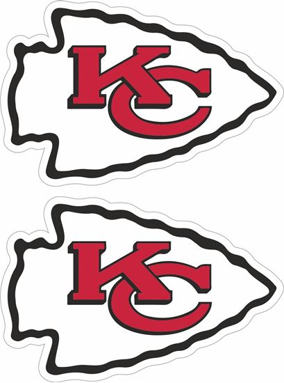 Picture of Kansas Chiefs Stickers / Decals