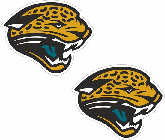 Picture of Jacksonville Jaguars Stickers / Decals