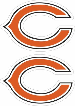 Picture of Chicago Bears Decals / Sticker