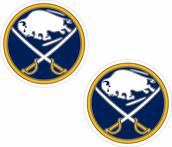 Picture of Buffalo Sabres Decals / Stickers