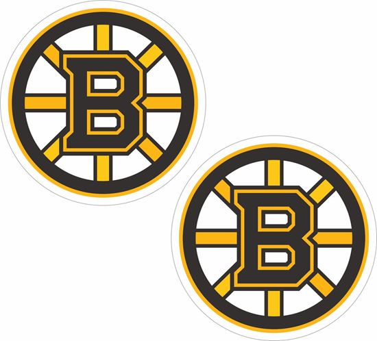 Picture of Boston Bruins Decals / Stickers