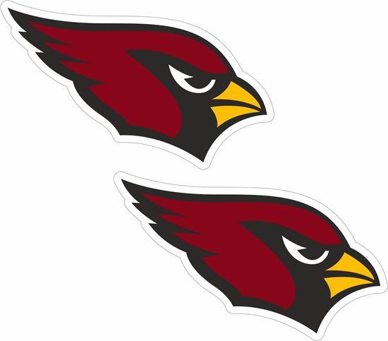 Picture of Arizona Cardinals Decals / Stickers