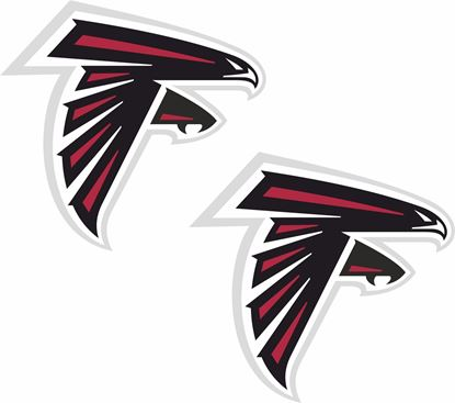 Picture of Atlanta Falcons Decals / Stickers
