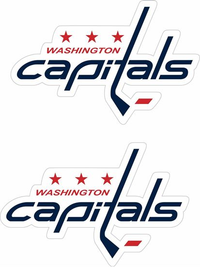 Picture of Washington Capitals Decals / Stickers