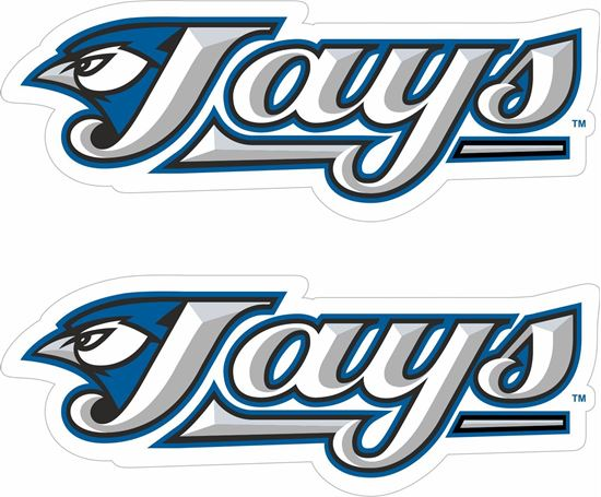 Picture of Toronto Blue Jays Decals / Stickers
