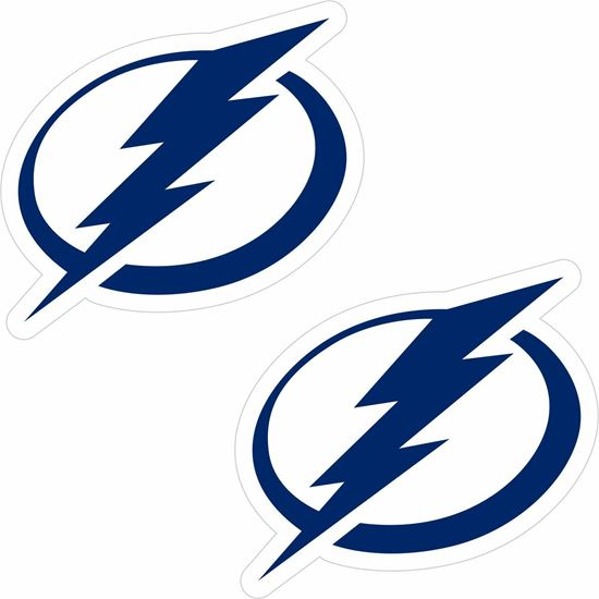Picture of Tampa Bay Lightning Decals / Stickers