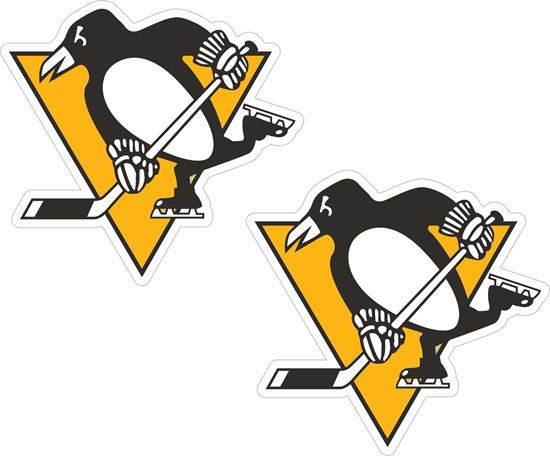 Picture of Pittsburgh Penguins Decals / Stickers
