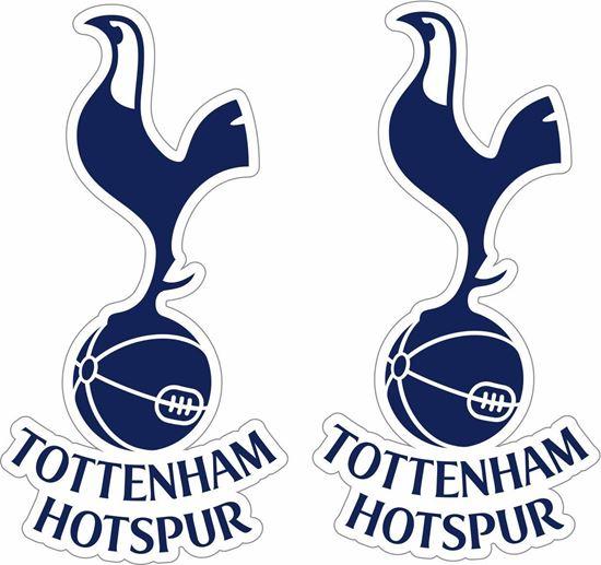 Picture of Tottenham Hotspur Decals / Stickers