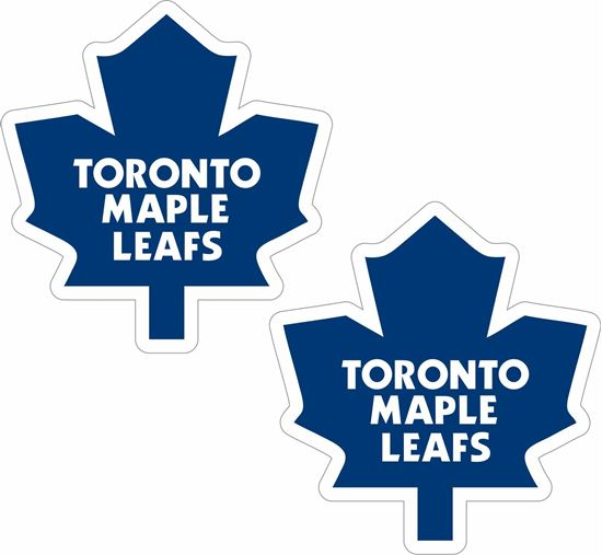 Picture of Toronto Maple Leafs Decals / Stickers