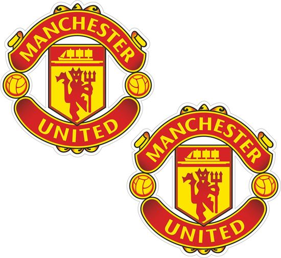 Picture of Manchester United Stickers / Decals