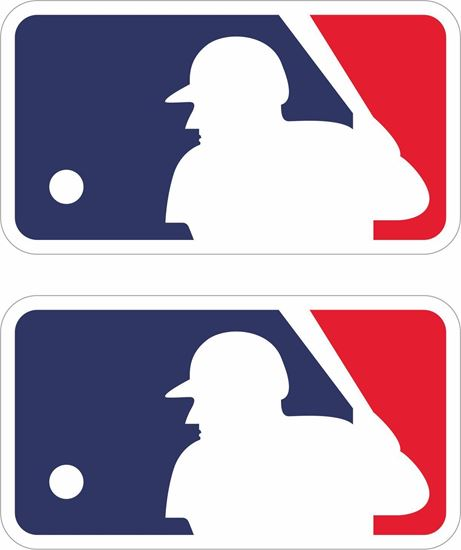 Picture of Major League Baseball Stickers / Decals