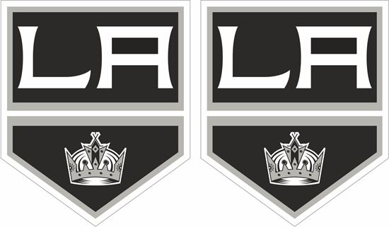 Picture of Los Angeles Kings Decals / Stickers