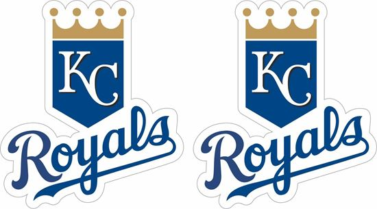 Picture of Kansas City Royals Decals / Stickers