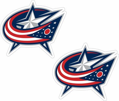 Picture of Columbus Blues Decals / Sticker