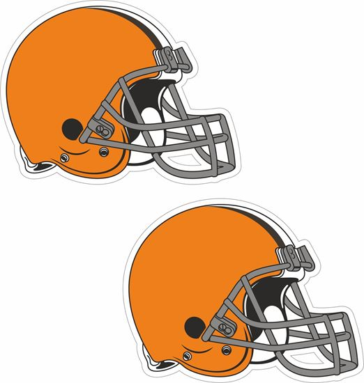 Picture of Cleveland Browns Decals / Stickers
