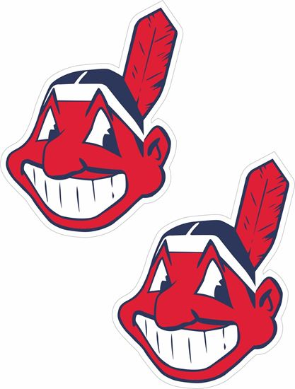 Picture of Cleveland Indians Decals / Stickers