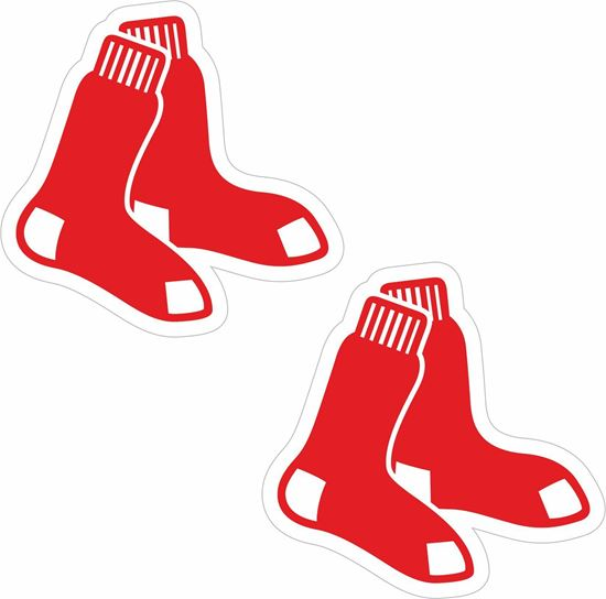 Picture of Boston Red Sox Decals / Stickers