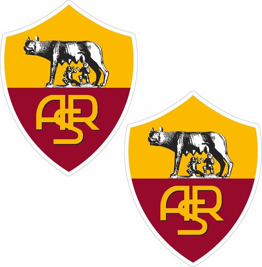 Picture of A.S. Roma FC Decals / Stickers