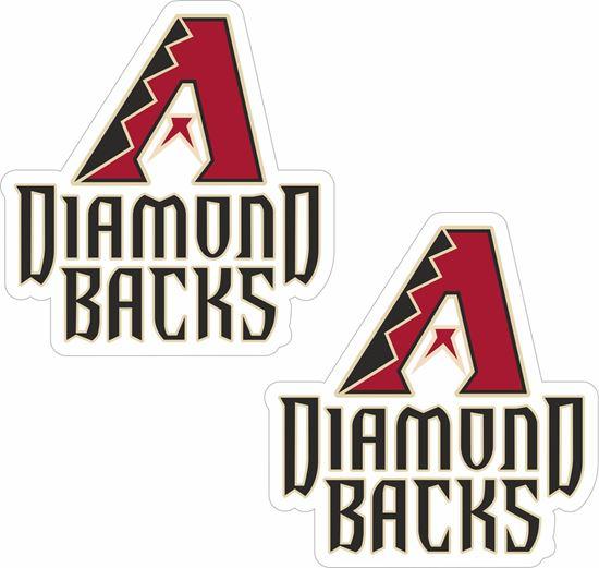 Picture of Arizona Diamondbacks Decals / Stickers