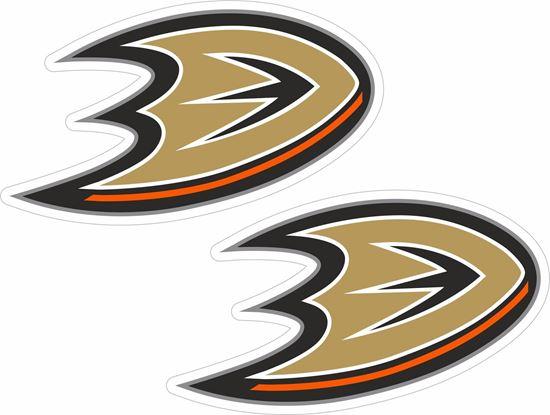 Picture of Anaheim Ducks Decals / Stickers