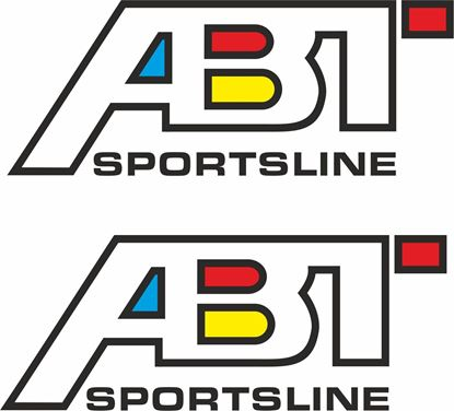 Picture of ABT Sportsline Decals / Stickers