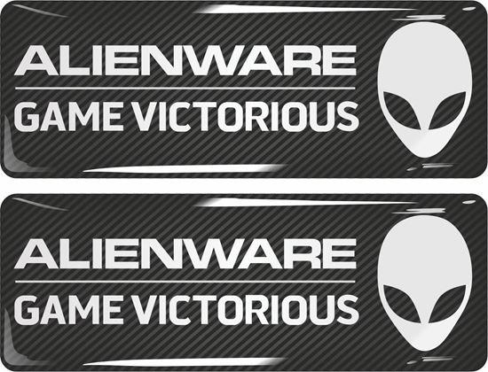 Picture of Alienware Gel Badges