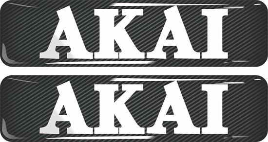 Picture of AKAI Gel Badges