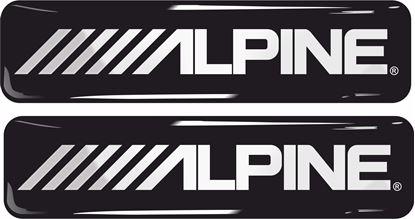 Picture of Alpine Gel Badges