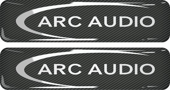 Picture of ARC Audio Gel Badges