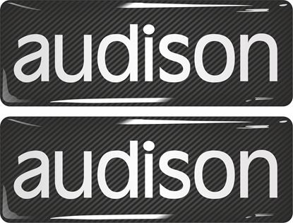 Picture of audison Gel Badges