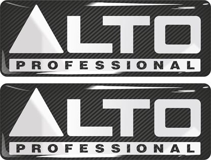 Picture of Alto Professional Gel Badges