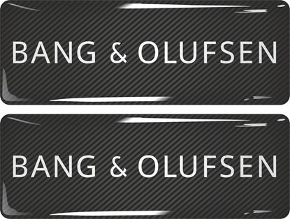 Picture of Bang & Olufsen Gel Badges